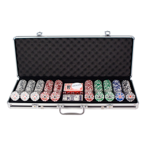 Pokerset Deluxe 500 Low Stakes