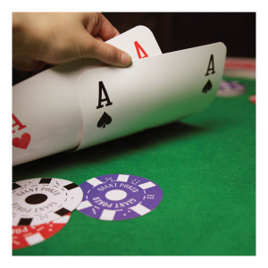 Gigantiskt Pokerset