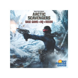 Skadat: Arctic Scavengers: Base Game+HQ+Recon