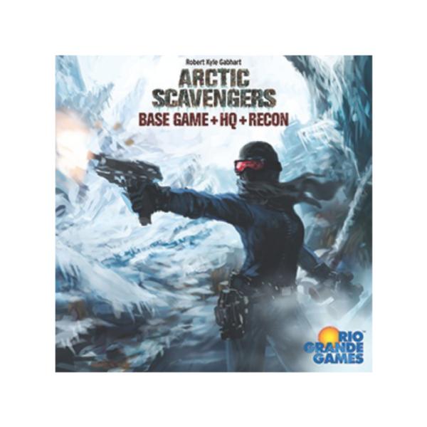 Skadat: Arctic Scavengers: Base Game+HQ+Recon