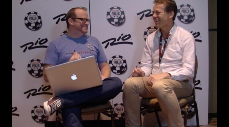 Rikard Interview with Lance Bradley at WSOP 2016 – 9 april 2020