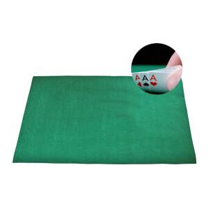 Pokerduk Grön