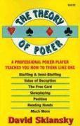 Theory Of Poker : A Professional Poker P